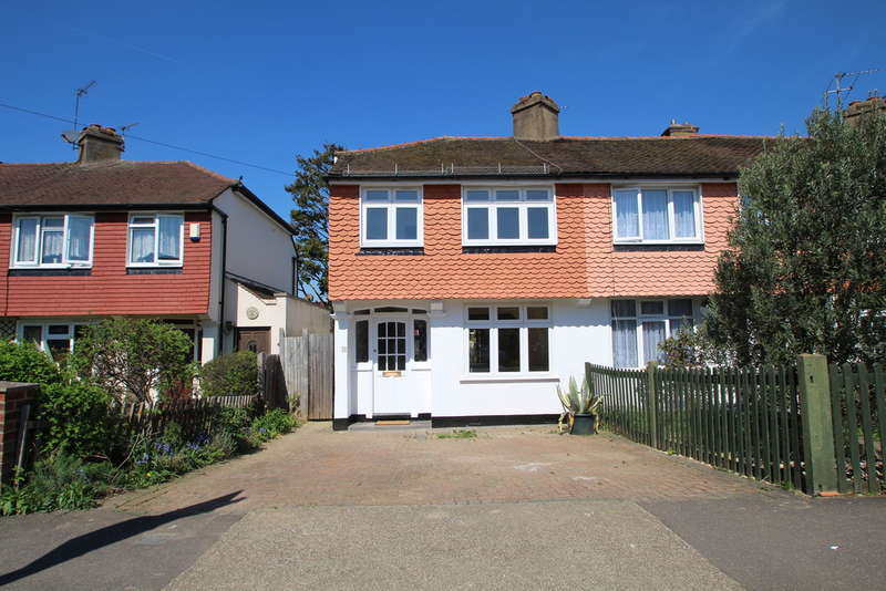 3 Bedrooms End Of Terrace House for sale in Alpine Avenue, Surbiton