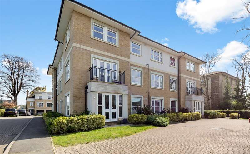 1 Bedroom Flat for sale in Meadowbank Close, Isleworth, TW7 4FB