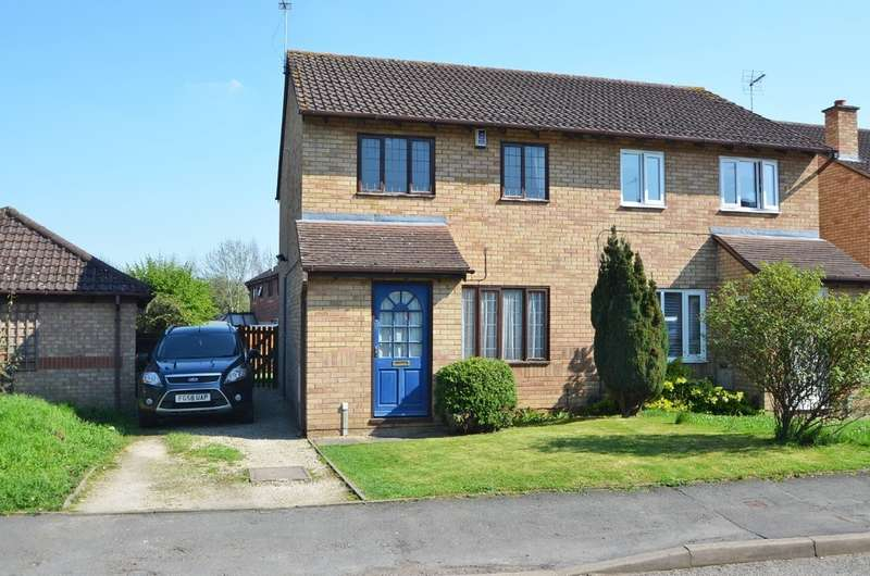 3 Bedrooms Semi Detached House for sale in Cornwallis Road, Bilton, Rugby