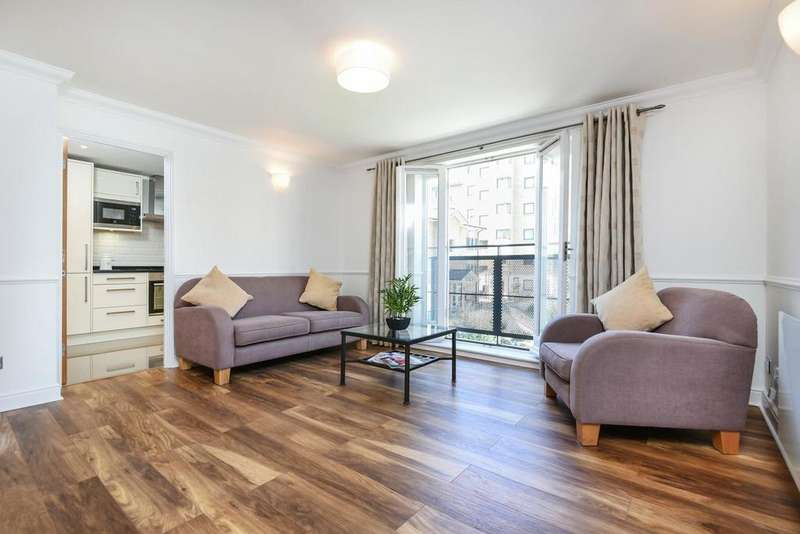 2 Bedrooms Flat for sale in Cotton Row, Battersea