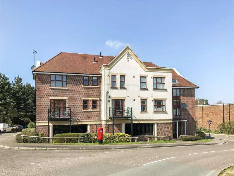 2 Bedrooms Flat for sale in Barley Court, 18 Turk Street, Alton, Hampshire