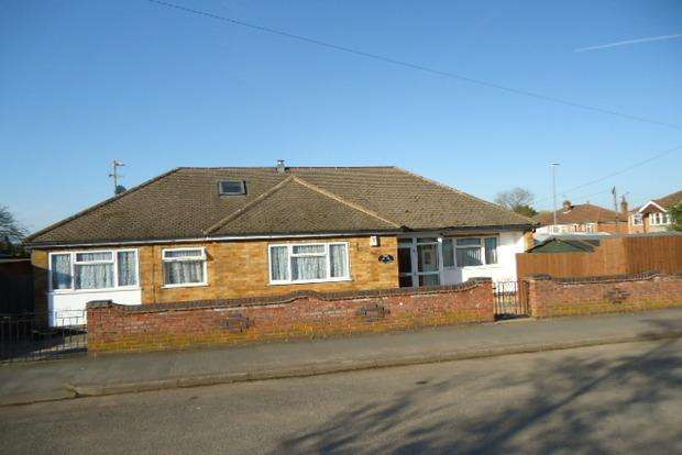 4 Bedrooms Bungalow for sale in Aylestone Lane, Wigston, Leicester, LE18