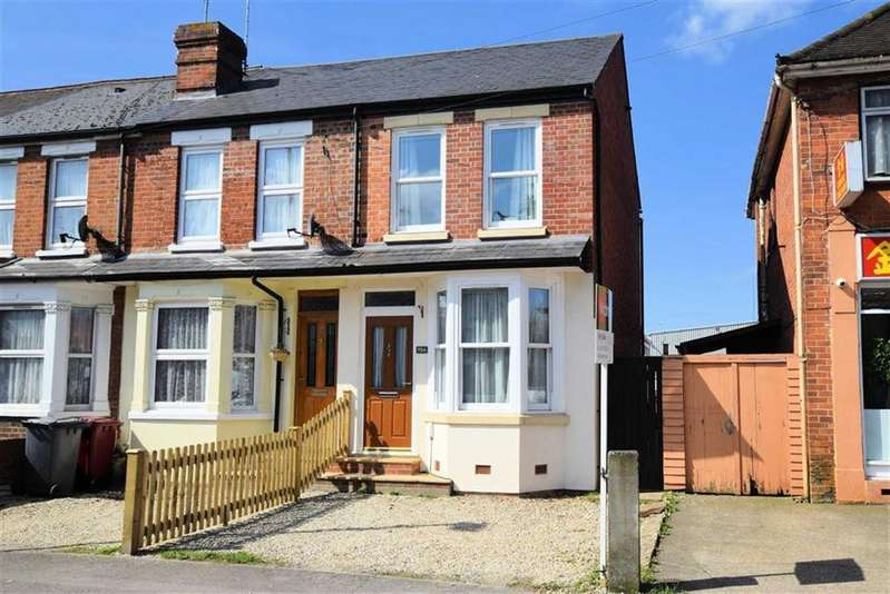 2 Bedrooms End Of Terrace House for sale in Briants Avenue, Caversham, Reading