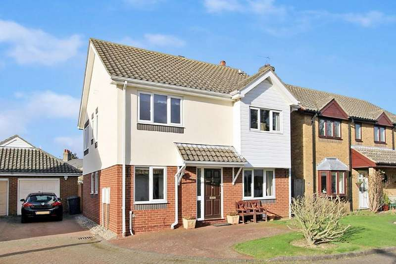 4 Bedrooms Detached House for sale in Cundell Drive, Cottenham