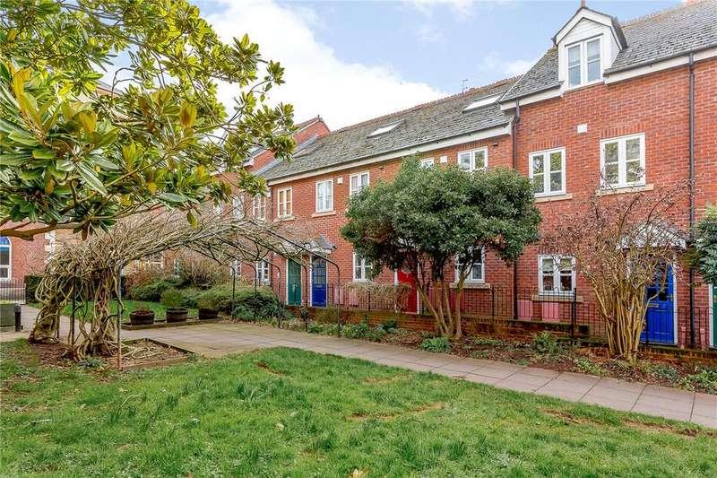 3 Bedrooms House for sale in Priory Gardens, Friernhay Street, Exeter, Devon, EX4