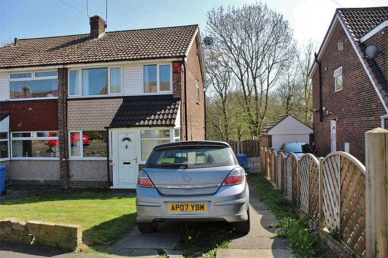 3 Bedrooms Semi Detached House for sale in Reaper Crescent, High Green, SHEFFIELD, South Yorkshire