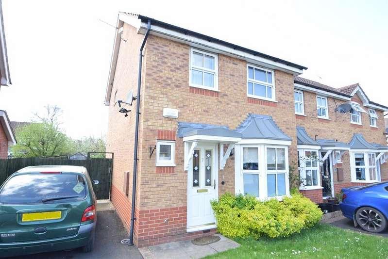 3 Bedrooms House for sale in 7 Latchford Lane, Berwick Grange, Shrewsbury, SY1 4YG