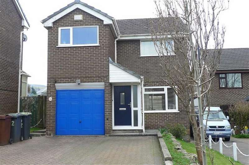 4 Bedrooms Detached House for sale in Clifton Drive, Buxton, Derbyshire