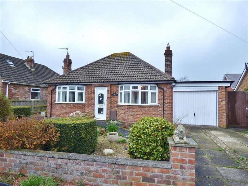 2 Bedrooms Detached Bungalow for sale in Greencroft Lane, Dunnington