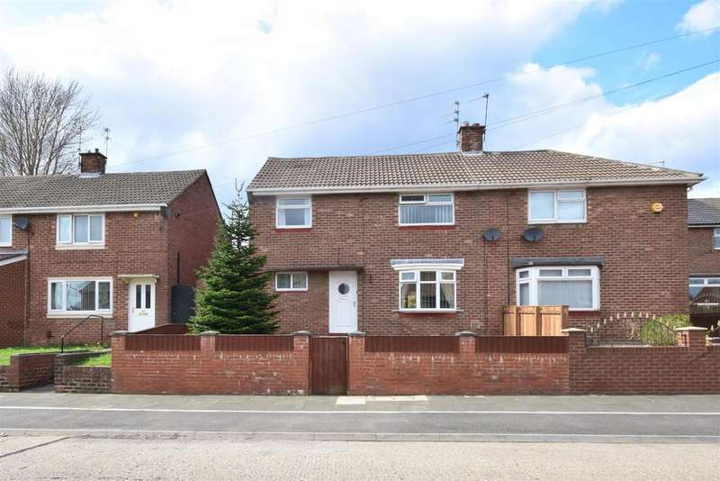 3 Bedrooms Semi Detached House for sale in Antwerp Road, Farringdon, Sunderland