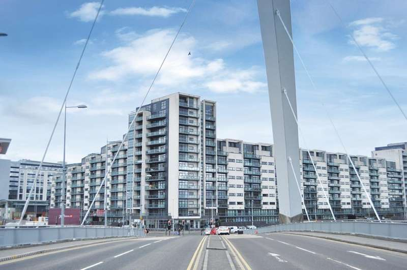 2 Bedrooms Apartment Flat for sale in Flat 3/1 179 Finnieston Street, Lancefield Quay, G3 8HE