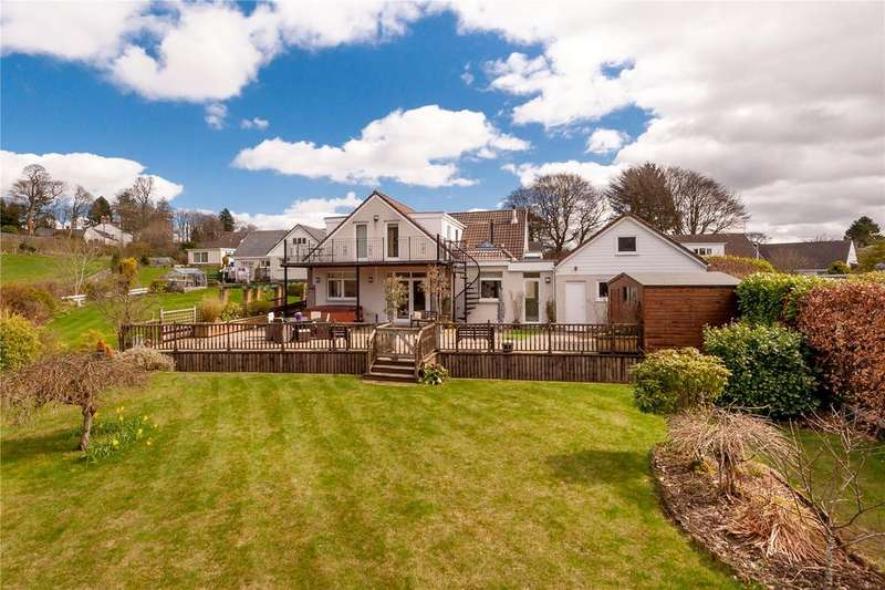 5 Bedrooms Detached House for sale in 7 Kirkhill, Muckhart, Dollar, Clackmannanshire, FK14