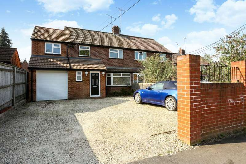 3 Bedrooms Semi Detached House for sale in Goaters Road, Ascot