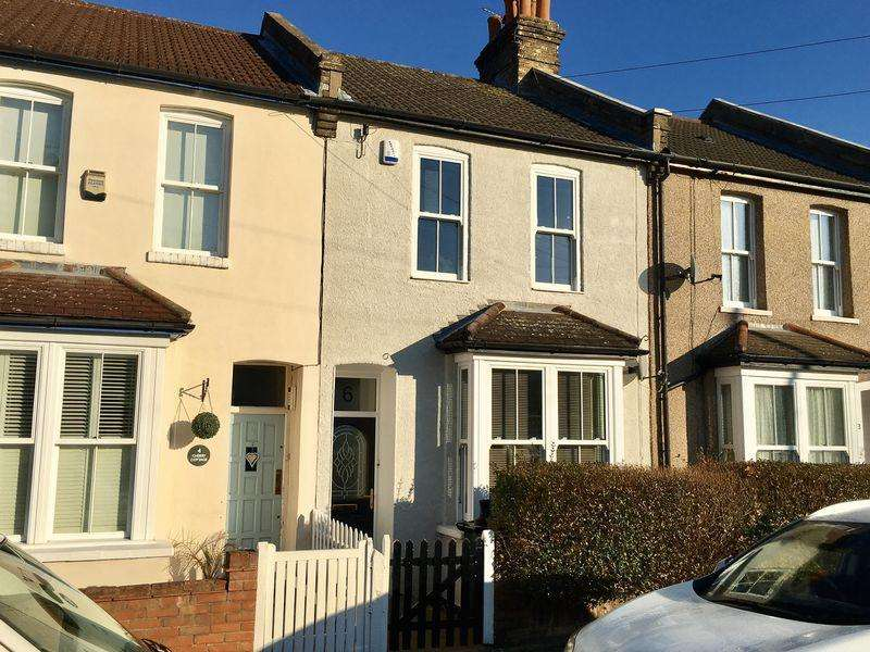 2 Bedrooms Terraced House for sale in Heath End Road, Bexley