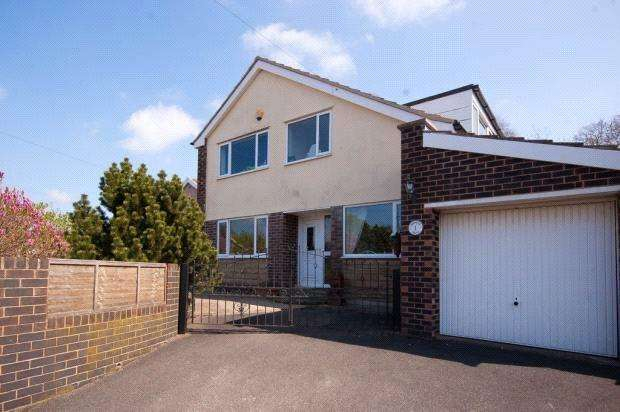4 Bedrooms Detached House for sale in Ashdene Drive, Crofton, Wakefield, West Yorkshire