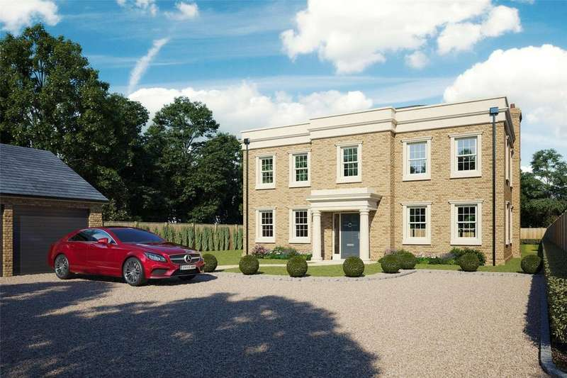 4 Bedrooms Plot Commercial for sale in Downside Road, Winchester, Hampshire, SO22