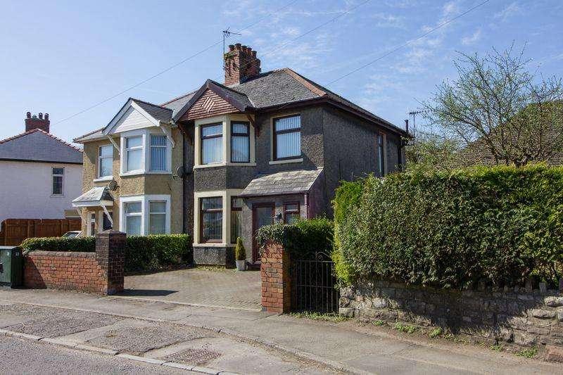 3 Bedrooms Semi Detached House for sale in Penlan Road, Llandough