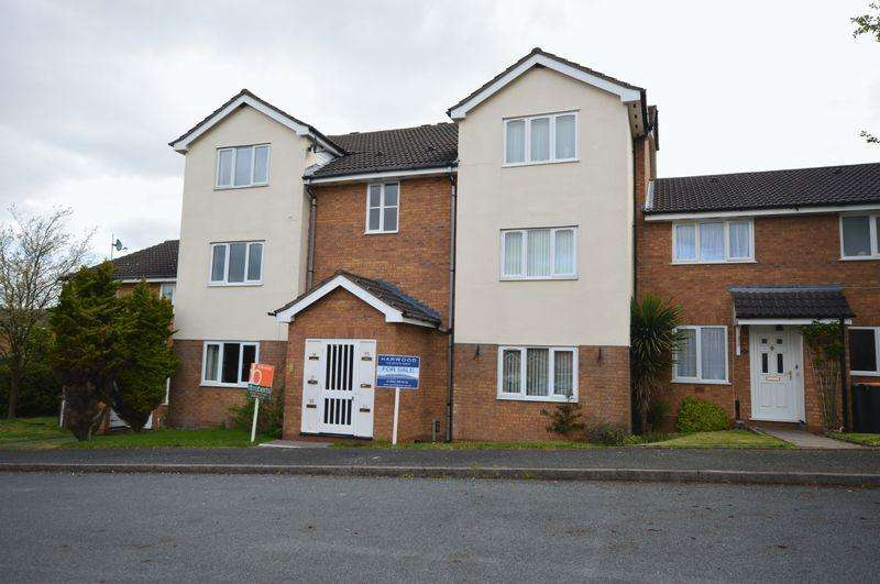 2 Bedrooms Apartment Flat for sale in Charlecote Park, Telford