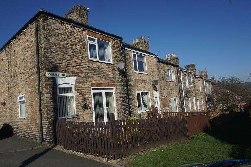 2 Bedrooms Unique Property for sale in Sowerby Street, Sacriston