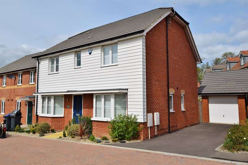 4 Bedrooms Detached House for sale in Viscount Square, Herne Bay