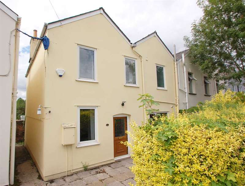 3 Bedrooms Semi Detached House for sale in ALBERT STREET, LYDNEY