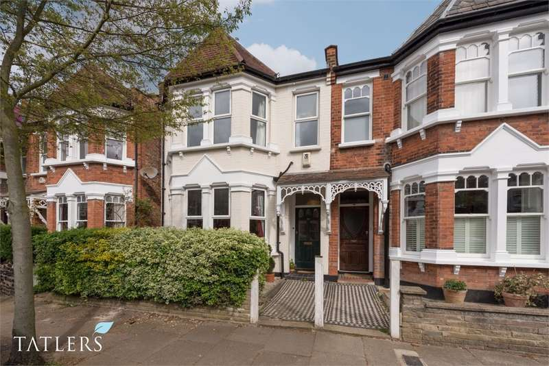 4 Bedrooms Semi Detached House for sale in Hertford Road, London, London