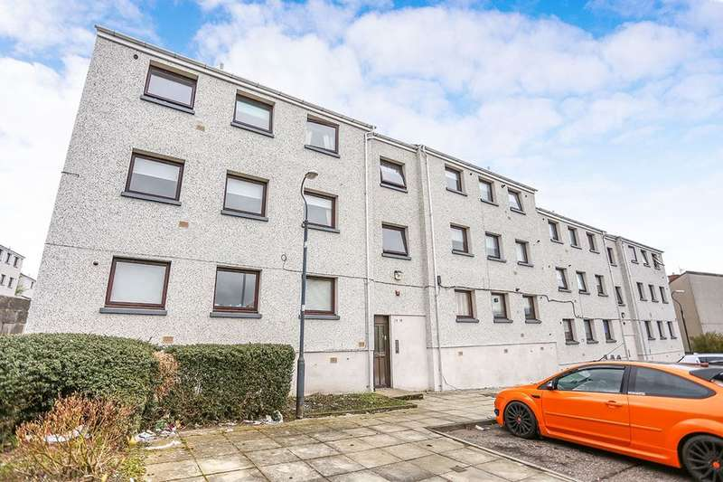 2 Bedrooms Flat for sale in Clarinda Gardens, Dalkeith, EH22