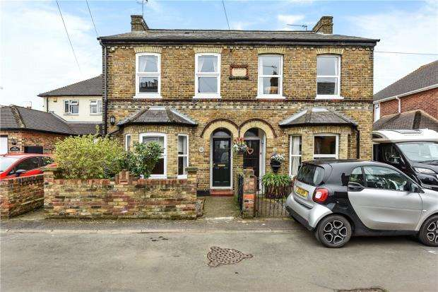 3 Bedrooms Semi Detached House for sale in Inkerman Road, Eton Wick, Windsor