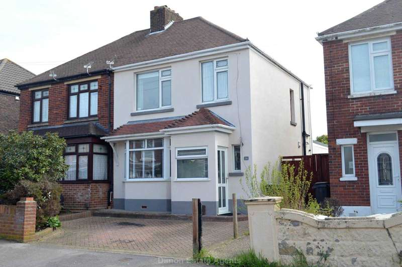 3 Bedrooms Semi Detached House for sale in Fisgard Road, Elson