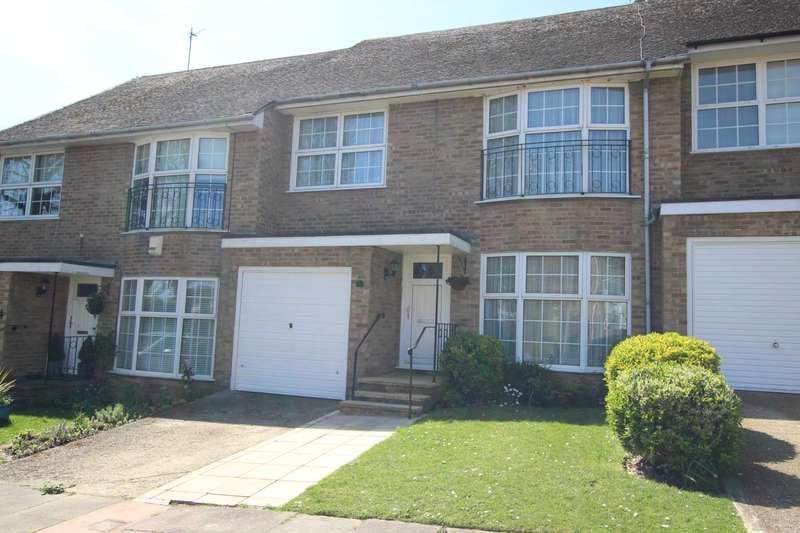 4 Bedrooms Terraced House for sale in Beechwood Crescent, Eastbourne, BN20 8AE