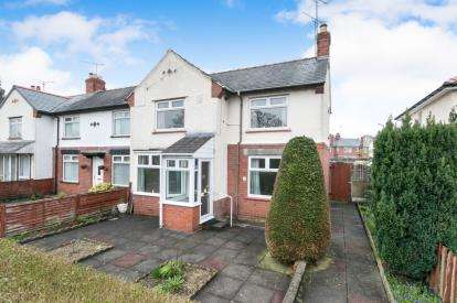 3 Bedrooms Terraced House for sale in Huntroyde Avenue, Wrexham, Wrecsam, LL13