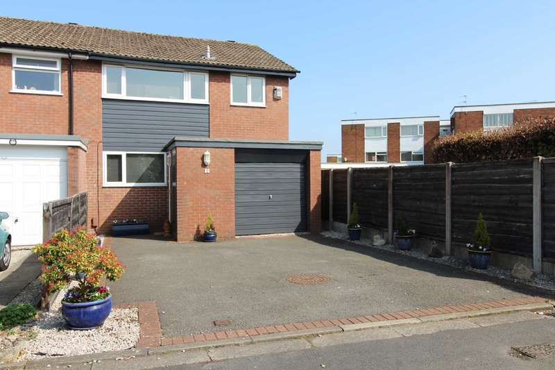3 Bedrooms Semi Detached House for sale in BODMIN DRIVE, Bramhall