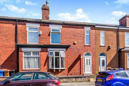 4 Bedrooms Terraced House for sale in Rae Street, Edgeley, Stockport, Greater Manchester