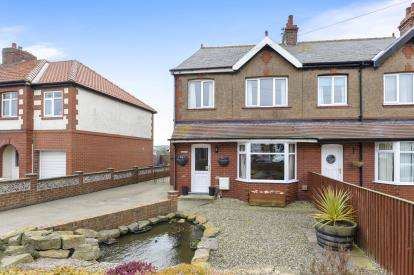 4 Bedrooms Semi Detached House for sale in Runswick Lane, Hinderwell, Saltburn By The Sea, Cleveland