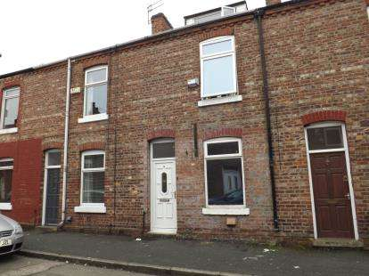 3 Bedrooms Terraced House for sale in Meredith Street, Manchester, Greater Manchester