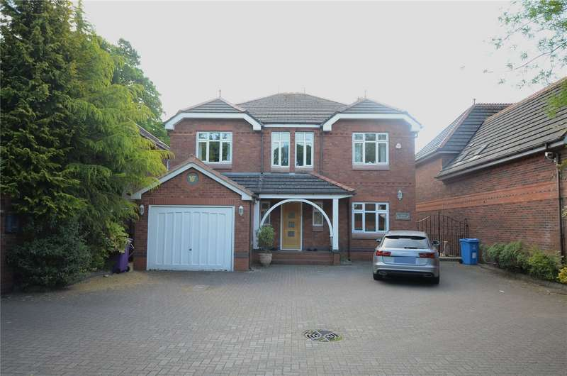 5 Bedrooms Detached House for sale in Asbury Close, Calderstones, Liverpool, L18