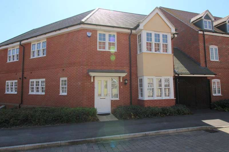 3 Bedrooms Semi Detached House for sale in Wren Terrace, Wixams, Bedfordshire, MK42 6BP