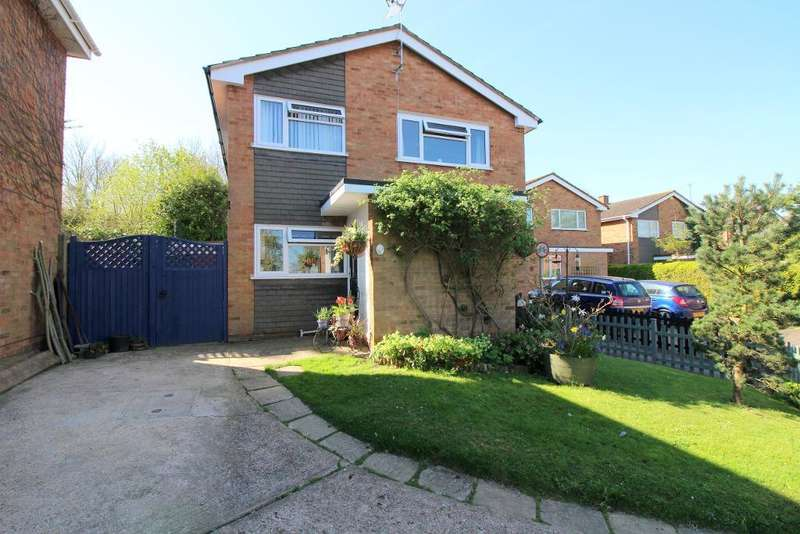 4 Bedrooms Detached House for sale in Apple Glebe, Barton Le Clay, Bedfordshire, MK45 4PJ