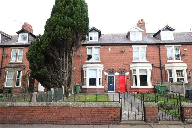 3 Bedrooms Terraced House for sale in Newtown Road, Carlisle, Cumbria, CA2 7LT