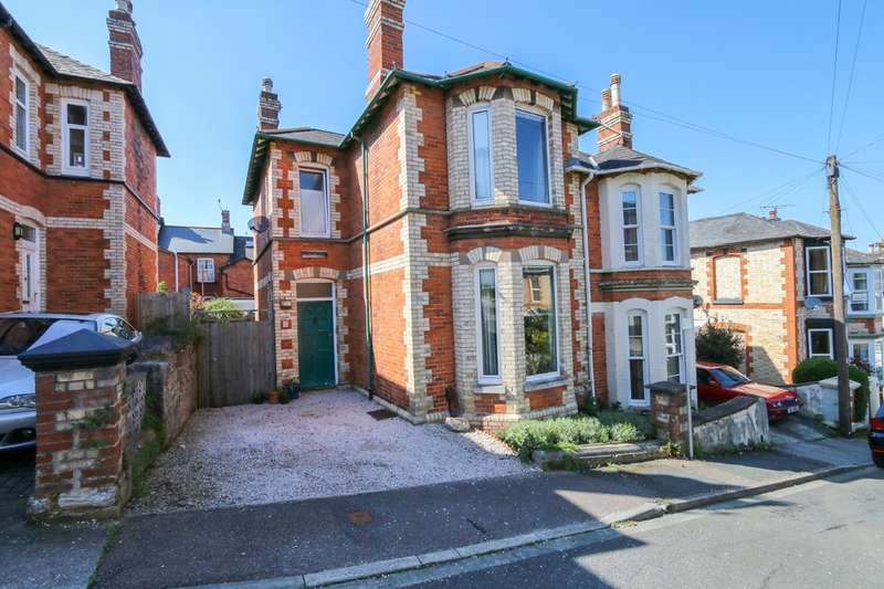 5 Bedrooms Semi Detached House for sale in Gloucester Road, Newton Abbot