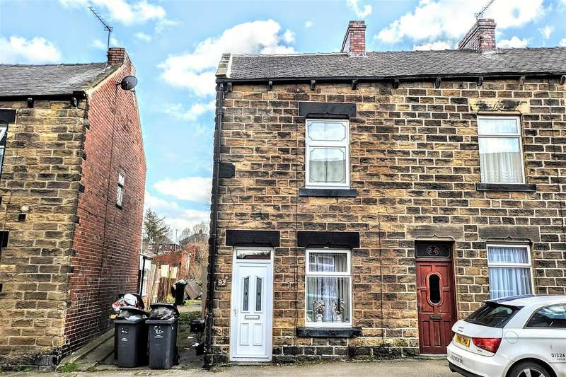 2 Bedrooms Terraced House for sale in Raley Street, Barnsley, S70 6LJ