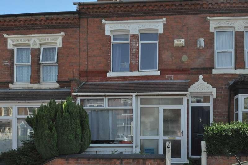 3 Bedrooms Terraced House for sale in Regent Street, Stirchley, Birmingham, B30