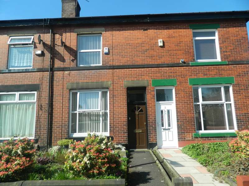 2 Bedrooms Terraced House for sale in Nelson Street, Bury, BL9