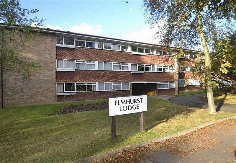 2 Bedrooms Flat for sale in Christchurch Park, Sutton