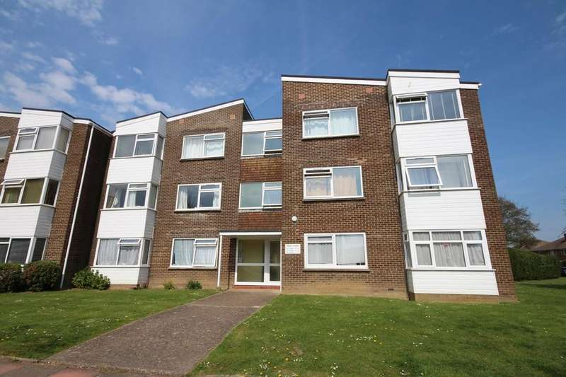 2 Bedrooms Flat for sale in 13 Lincett Court, Lincett Avenue, Worthing BN13 1AU