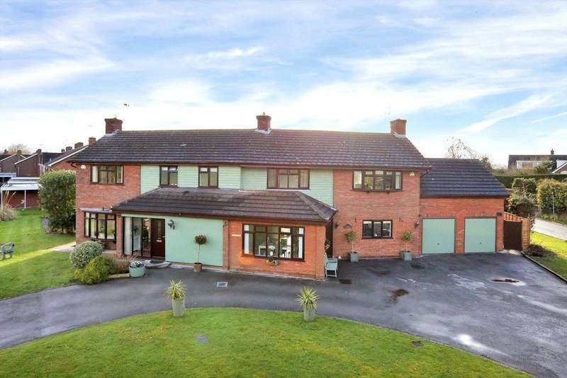 6 Bedrooms Detached House for sale in Acton Trussell, Stafford, Staffordshire