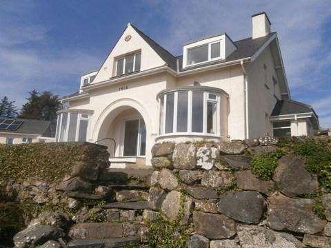 4 Bedrooms Detached House for sale in Bryn Hoel, LLanfair LL46