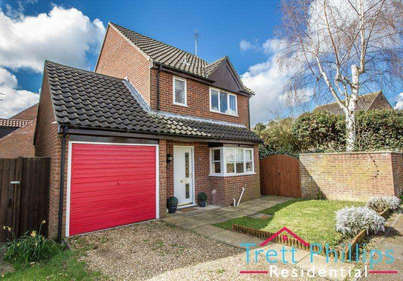 3 Bedrooms Detached House for sale in Latchmoor Park, Ludham