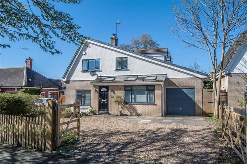 4 Bedrooms Detached House for sale in Rowcliffe Avenue, Westminster Park, Chester, Chester