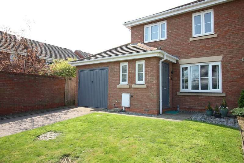 3 Bedrooms End Of Terrace House for sale in The Pyke, Rothley